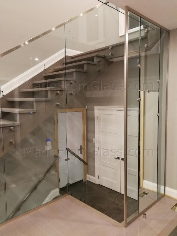 Toronto Glass Wall